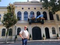 2018 09 02 Bekescsaba Rathaus Hauptstadt des Komitat Bekes