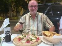 2018 09 02 Kecskemet Restaurant Olivola Brettljause
