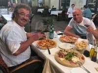2018 09 02 Kecskemet italienisches Restaurant Olivola