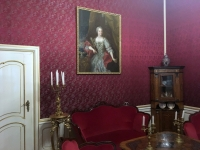2018 09 04 Keszhely Schloss Festetics Maria Theresia Salon