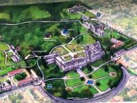 2018 09 04 Keszhely Schloss Festetics Plan