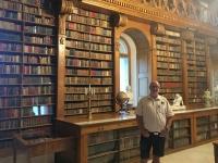 2018 09 04 Keszhely Schloss Festetics Wunderschöne Bibliothek