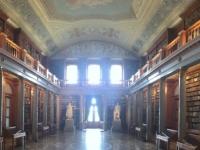 2018 08 30 Pannonhalma Benediktinerabtei Bibliothek