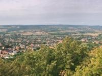 2018 08 30 Pannonhalma Blick von der Benediktinerabtei