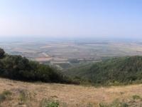 2018 09 01 Blick vom Fernsehturm Tokaj auf 509 m Seehöhe