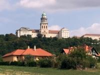 Ungarn Benediktinerabtei Pannonhalma Kopfbild