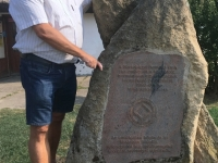 Ungarn Nationalpark Hortobagy die Puszta Tafel