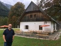 Gössweiner Julian Jagahäusl Rosenau Hengstpaß