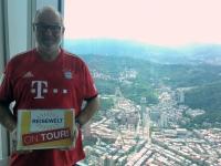 2018 09 23 Taipei Tower 101 Blick aus 390 Meter Reisewelt on Tour 1