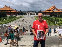 2018 09 24 Taipei Chiang Kai Shek Gedächtnishalle FC Bayern