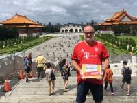 2018 09 24 Taipei Chiang Kai Shek Gedächtnishalle Reisewelt on Tour