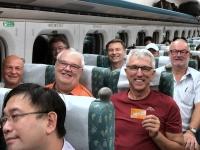 2018 09 25 HSR Schnellzug nach Tainan