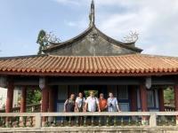 2018 09 25 Tainan Chihkan Tempel 1