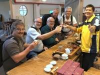 2018 09 29 Taipei Teeverkostung im Tea Info Center