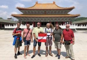 2018 09 28 Kaoshiung Konfuzius Tempel ohne Chinesenhut