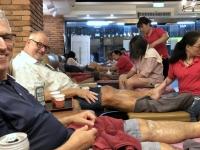 2018 09 22 Taipei Massagesalon neben unserem Hotel