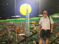 2018 09 23 Taipei Tower 101 Eingangshalle