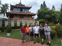 2018 09 25 Tainan Berühmter Chihkan Tempel