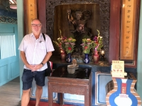 2018 09 25 Tainan Chihkan Tempel Altar