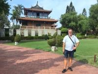 2018 09 25 Tainan vor Chihkan Tempel