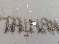 2018 09 26 Tainan am Strand von Anping