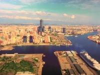 2018 09 27 Kaoshiung 85 Sky Tower bei Tageslicht