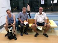 2018 09 27 Kaoshiung warten auf U_Bahn