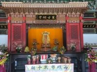 2018 09 28 Kaoshiung Konfuzius Tempel Altar