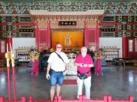 2018 09 28 Kaoshiung Konfuzius Tempel mit  Josef und Gerald