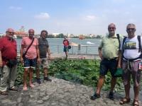 2018 09 28 Kaoshiung Lotussee mit Lotusblumen