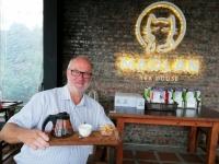 2018 09 29 Taipei Teeverkostung im Tea House