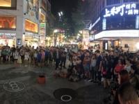 2018 09 22 Taipei erster Nachtmarkt