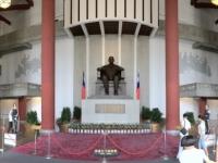 2018 09 24 Taipei Sun Yat sen Halle Denkmal