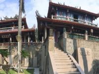 2018 09 25 Tainan Chihkan Tempel