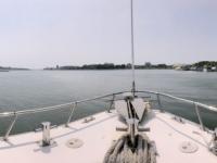 2018 09 26 Tainan Anping Hafenrundfahrt