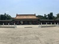 2018 09 28 Kaoshiung Konfuzius Tempel Richtung Platz