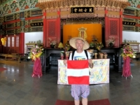 2018 09 28 Kaoshiung Konfuzius Tempel mit Alois