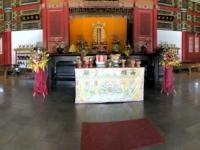 2018 09 28 Kaoshiung Konfuzius Tempel mit Joe