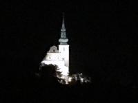 Kellergassenführung nächtliche Kirche