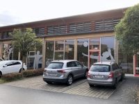Leibnitz JUFA_Hotel mit Sporthalle