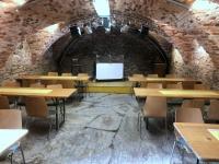 Altes Kellergewölbe für Kulturveranstaltungen