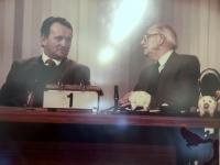 Der Anstecher war sogar beim Berufsraten bei Robert Lembke vor vielen jahren