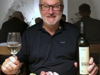 Hotel Schloss Seggau Taverne Brettljause mit Seggau Wein