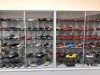 Stainz Traktormuseum mit fast allen Ferrarrimodellen