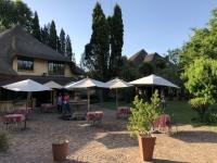 2018 10 21 Johannesburg Ankunft im Hotel Belvedere Estates