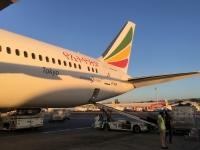 2018 10 21 Landung Addis Abeba