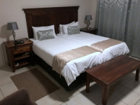2018 10 22 Bett im Hotel Kang Ultra Stopp