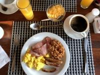 2018 10 22 Hotel Belvedere Estate Frühstück