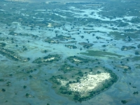 2018 10 25 Flug ins Okawango Delta ohne Worte