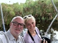 2018 10 25 Okawango Delta Bootsfahrt